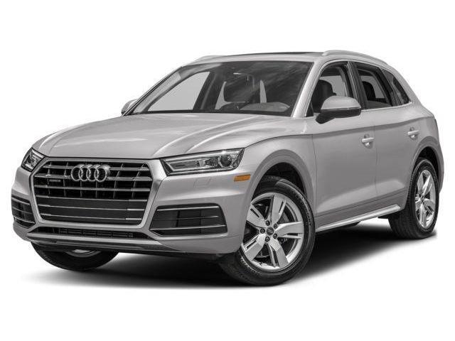 2018 Audi Q5 2.0T Progressiv (Stk: AQ0960) in Kitchener - Image 1 of 9