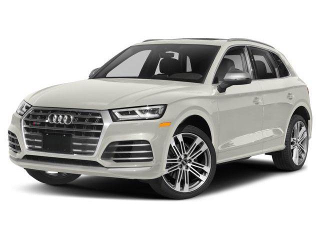 2018 Audi SQ5 3.0T Progressiv