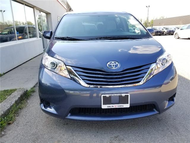 2017 Toyota Sienna LE 8 Passenger (Stk: U00887) in Guelph - Image 2 of 29