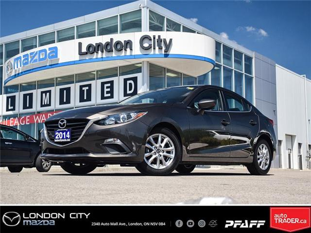 2014 Mazda Mazda3 GS-SKY (Stk: MA1491) in London - Image 1 of 20