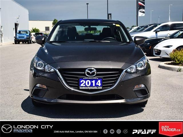 2014 Mazda Mazda3 GS-SKY (Stk: MA1491) in London - Image 2 of 20