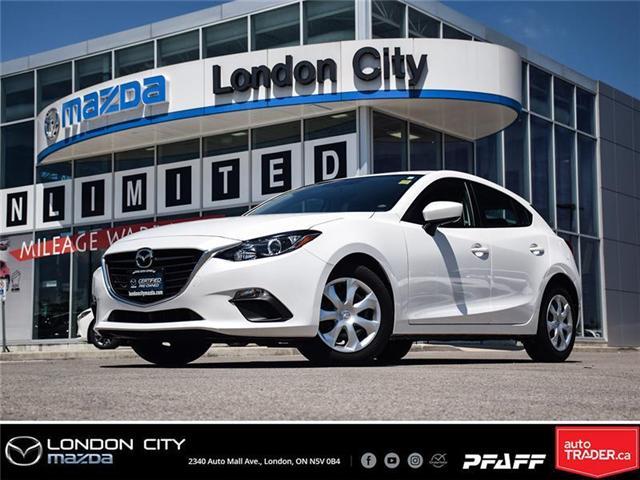 2016 Mazda Mazda3 GX (Stk: MA1502) in London - Image 1 of 19