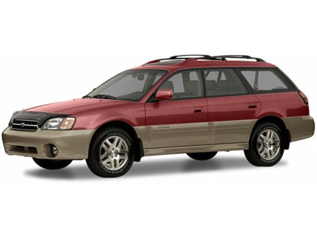 Used 2002 Subaru Outback Base  - Coquitlam - Eagle Ridge Chevrolet Buick GMC