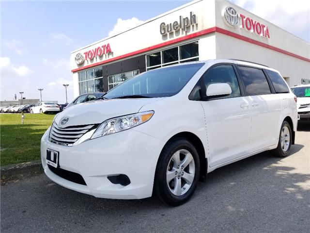 2017 Toyota Sienna LE 8 Passenger (Stk: U00886) in Guelph - Image 1 of 30