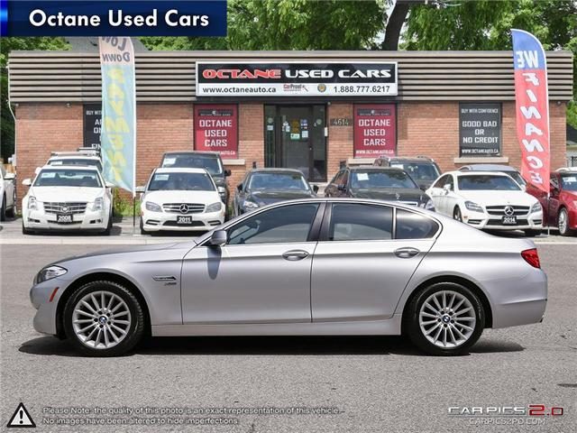 2011 BMW 535i xDrive at $17995 for sale in Scarborough