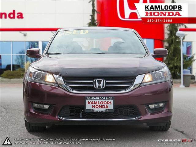2014 Honda Accord Sport (Stk: 13935B) in Kamloops - Image 2 of 25