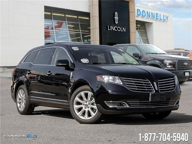 2018 Lincoln MKT Elite (Stk: PLDU5792) in Ottawa - Image 1 of 27