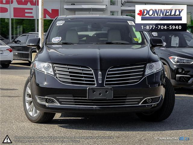2018 Lincoln MKT Elite (Stk: PLDU5792) in Ottawa - Image 2 of 27