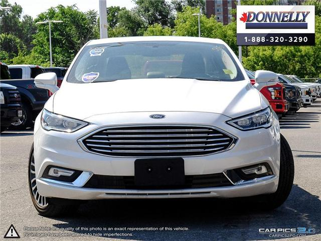 2017 Ford Fusion SE (Stk: DUR5738) in Ottawa - Image 2 of 27