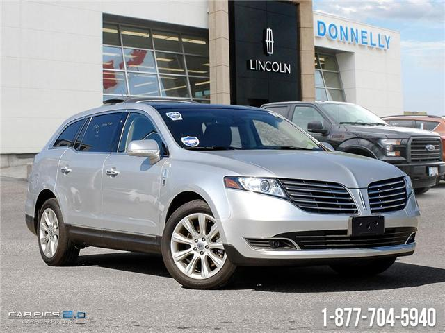 2018 Lincoln MKT Elite (Stk: PLDU5794) in Ottawa - Image 1 of 27