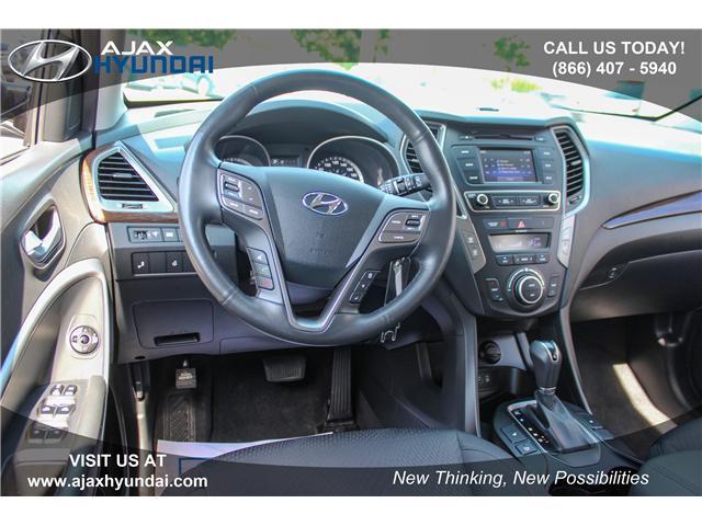2017 Hyundai Santa Fe Sport 2.4 Premium (Stk: 16421) in Ajax - Image 2 of 32