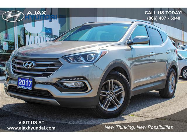 2017 Hyundai Santa Fe Sport 2.4 Premium (Stk: 16421) in Ajax - Image 1 of 32
