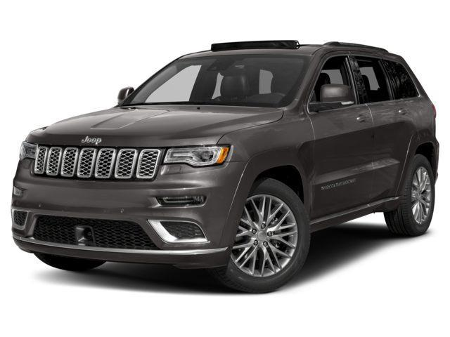 2018 Jeep Grand Cherokee Summit (Stk: J460081) in Surrey - Image 1 of 9