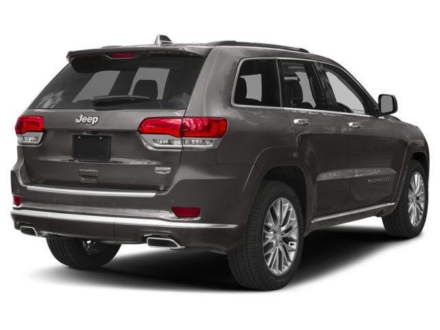 2018 Jeep Grand Cherokee Summit (Stk: J460081) in Surrey - Image 3 of 9