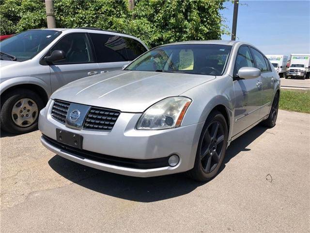 2006 Nissan Maxima 3.5 SE (Stk: 18-7534A) in Hamilton - Image 2 of 5
