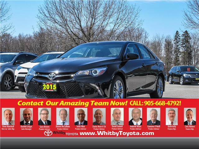 2015 Toyota Camry  (Stk: 80271A) in Whitby - Image 1 of 23