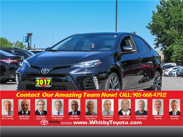 2017 Toyota Corolla  (Stk: 78873) in Whitby - Image 1 of 24