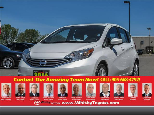 2016 Nissan Versa Note  (Stk: 80433A) in Whitby - Image 1 of 22