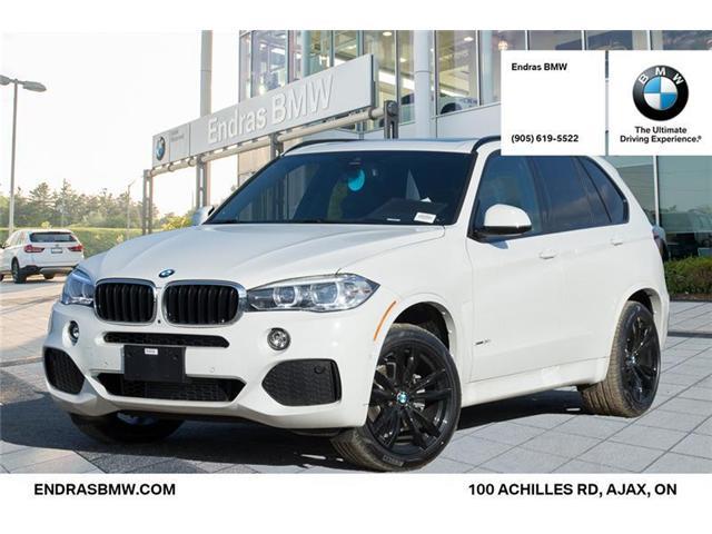 2018 BMW X5 xDrive35i (Stk: 52280) in Ajax - Image 1 of 22