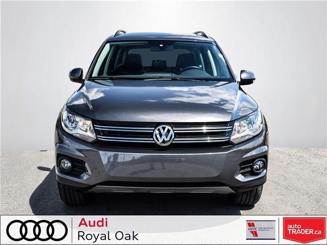 2014 Volkswagen Tiguan Comfortline (Stk: N4671A) in Calgary - Image 2 of 22