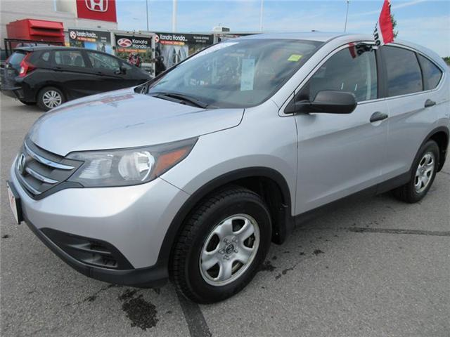 2014 Honda CR-V LX (Stk: K12895A) in Kanata - Image 1 of 12