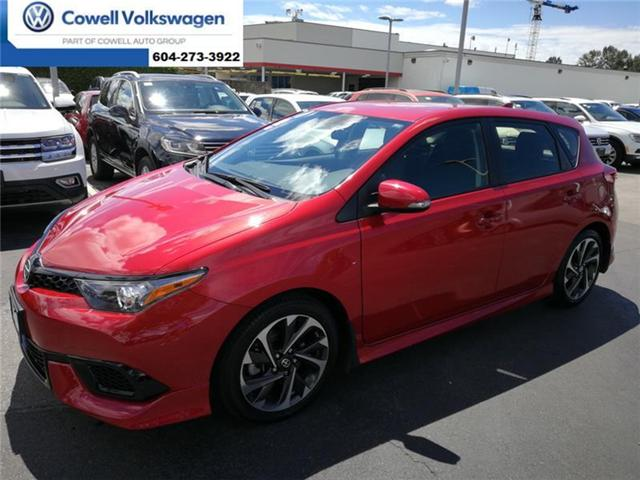 2016 Scion iM Base (Stk: V1610096T) in Richmond - Image 1 of 18