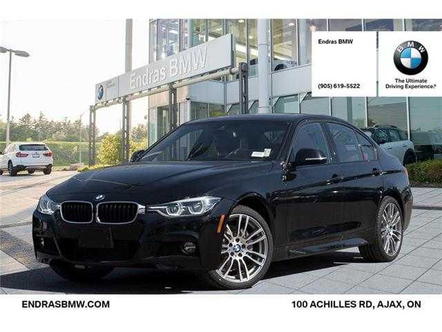 2018 BMW 340i xDrive (Stk: 35064) in Ajax - Image 1 of 22