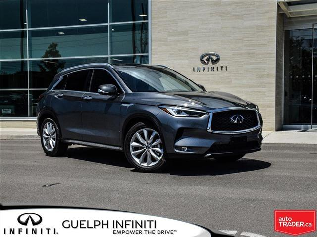 2019 Infiniti QX50  (Stk: I6673) in Guelph - Image 1 of 21
