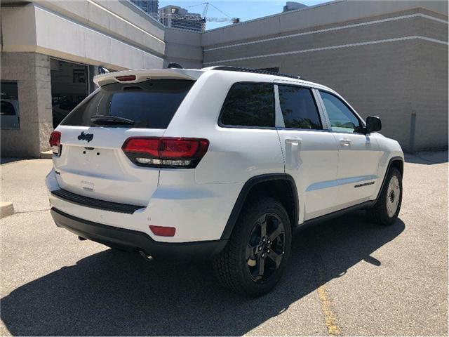 2018 Jeep Grand Cherokee Laredo (Stk: 184102) in Toronto - Image 5 of 18