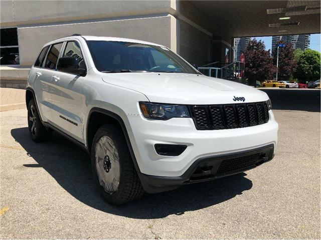 2018 Jeep Grand Cherokee Laredo (Stk: 184102) in Toronto - Image 7 of 18