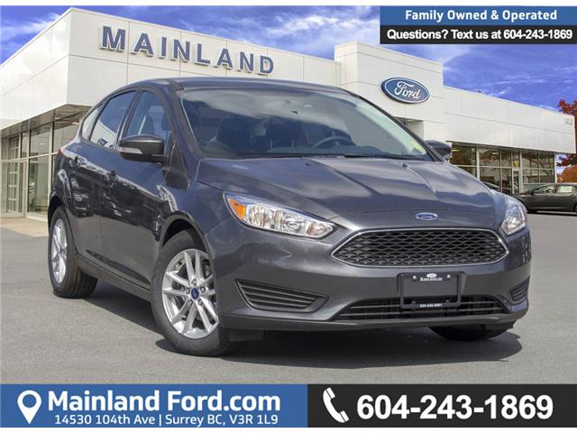 2018 Ford Focus SE (Stk: 8FO7956) in Surrey - Image 1 of 26