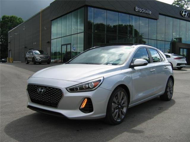 2018 Hyundai Elantra GT  (Stk: R8240) in Brockville - Image 1 of 12