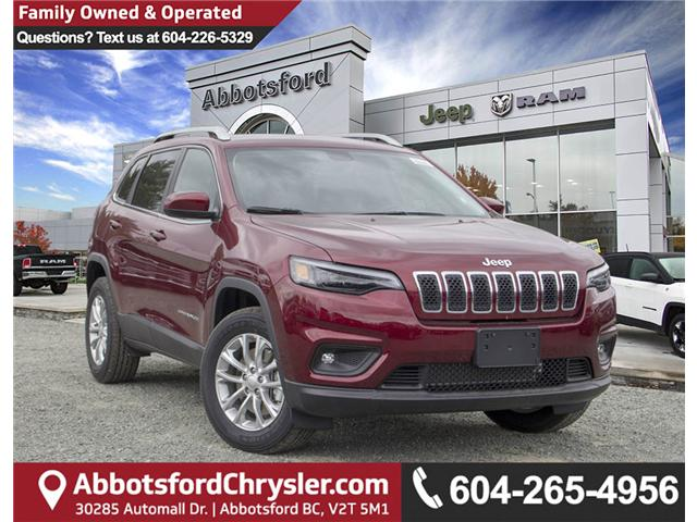 2019 Jeep Cherokee North (Stk: K178688) in Abbotsford - Image 1 of 26