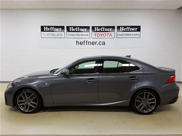 2017 Lexus IS 300 Base (Stk: 187177) in Kitchener - Image 5 of 22
