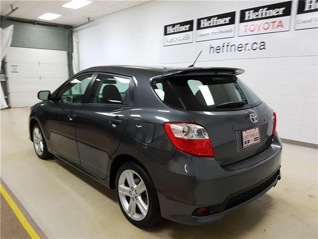 2013 Toyota Matrix Base (Stk: 185701) in Kitchener - Image 6 of 19