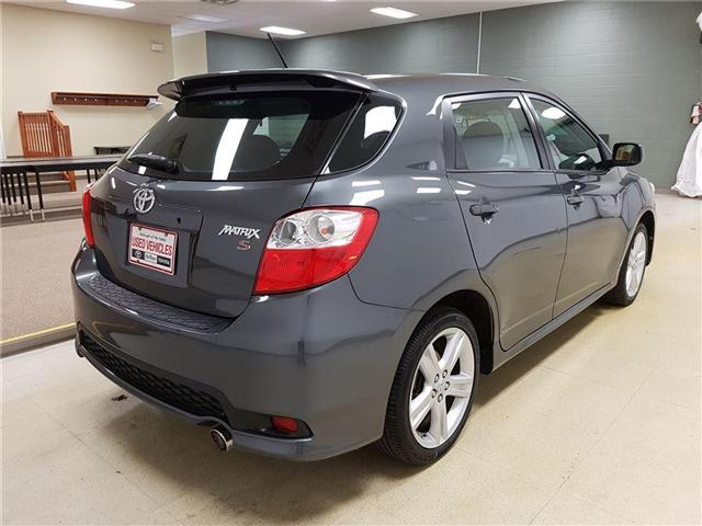 2013 Toyota Matrix Base (Stk: 185701) in Kitchener - Image 9 of 19