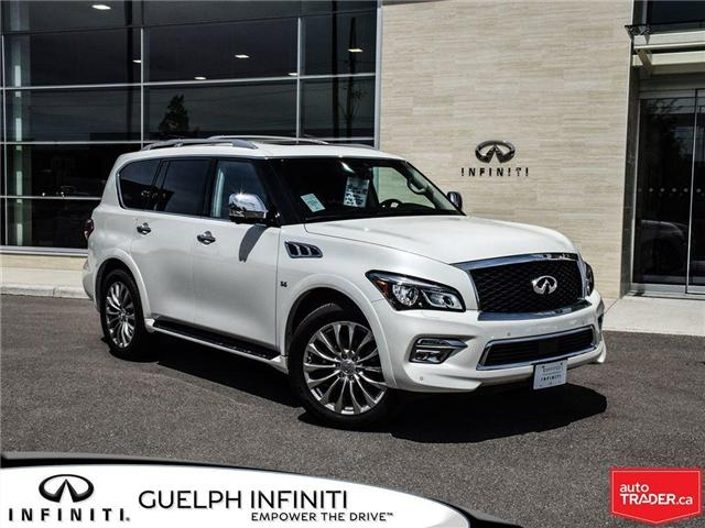 2017 Infiniti QX80  (Stk: I6568A) in Guelph - Image 2 of 24