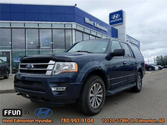 2017 Ford Expedition XLT (Stk: P0596) in Edmonton - Image 1 of 23