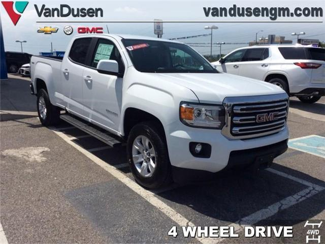 2018 GMC Canyon  (Stk: 183406) in Ajax - Image 1 of 27