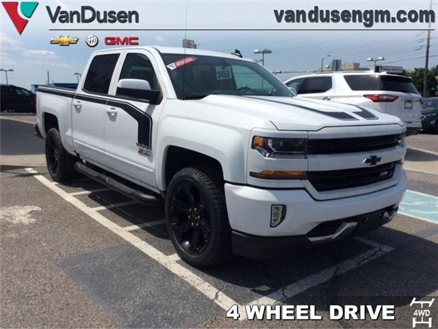 2018 Chevrolet Silverado 1500 LT (Stk: 183450) in Ajax - Image 1 of 26