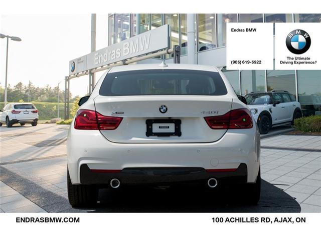 2019 BMW 440i xDrive Gran Coupe  (Stk: 40941) in Ajax - Image 5 of 22