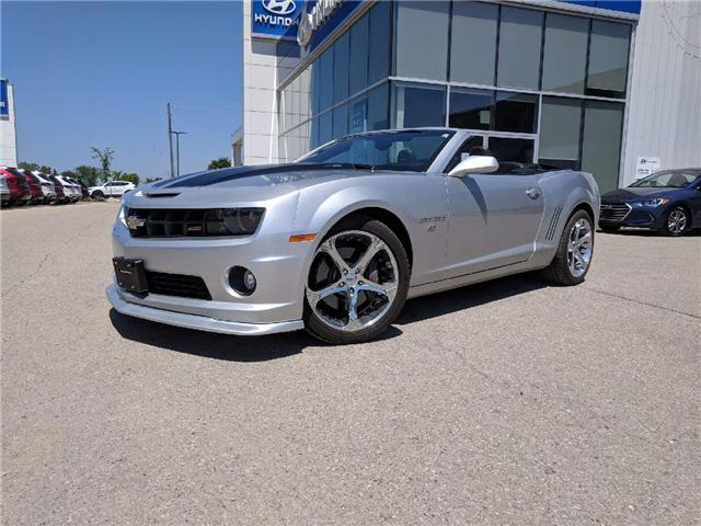 2011 Chevrolet Camaro SS (Stk: 70091A) in Goderich - Image 2 of 7