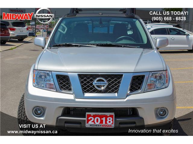2018 Nissan Frontier PRO-4X (Stk: U1355R) in Whitby - Image 2 of 32