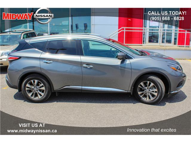 2018 Nissan Murano SL (Stk: U1403) in Whitby - Image 4 of 28