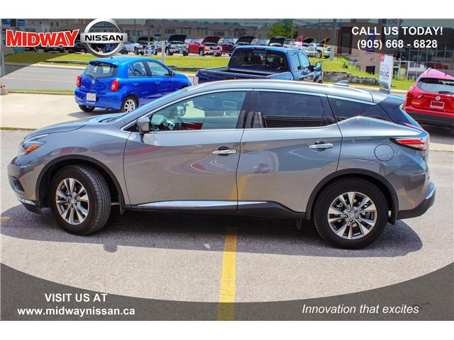 2018 Nissan Murano SL (Stk: U1403) in Whitby - Image 8 of 28