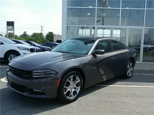 2017 Dodge Charger SXT (Stk: U0273) in New Minas - Image 1 of 23