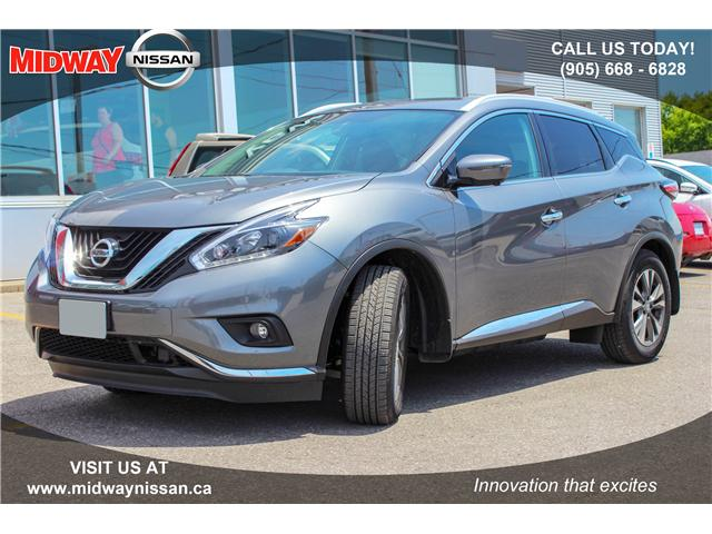 2018 Nissan Murano SL (Stk: U1403) in Whitby - Image 3 of 28