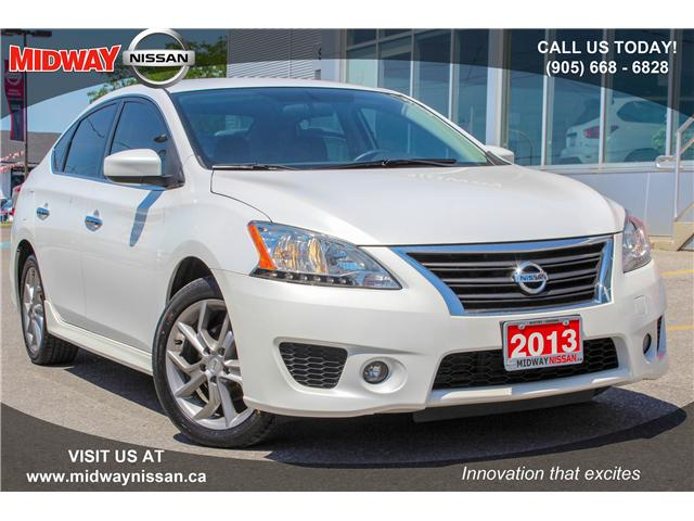 2013 Nissan Sentra 1.8 SV (Stk: U1341) in Whitby - Image 1 of 29