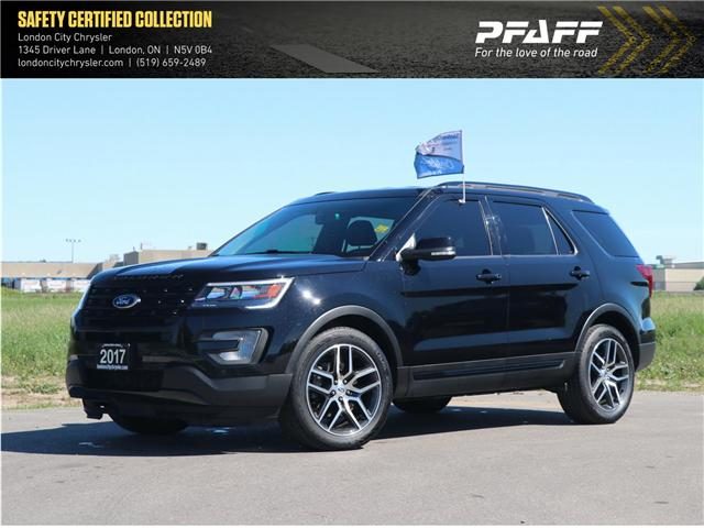 2017 Ford Explorer Sport (Stk: 8742A) in London - Image 1 of 25