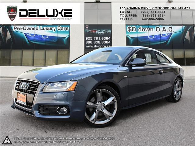 2010 Audi A5 3.2L (Stk: D0405) in Concord - Image 1 of 18